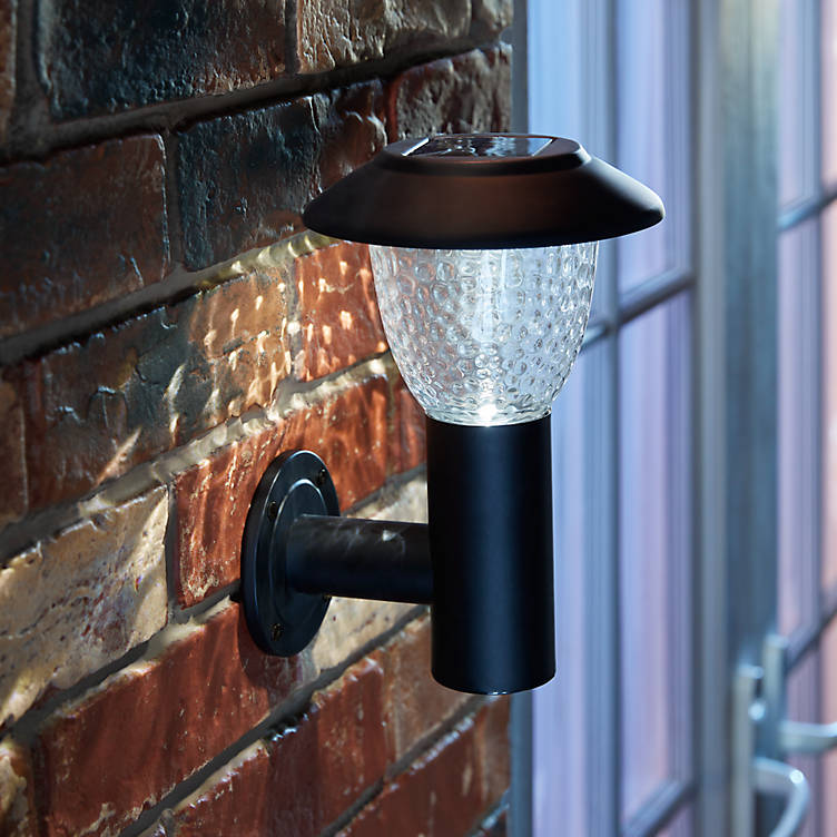 Outdoor wall lights from B&Q
