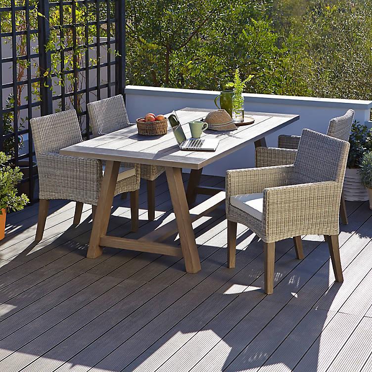b&q garden furniture