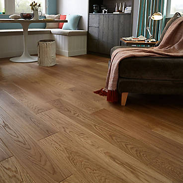 Cadenza Real wood top layer flooring