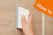 How to fix problems with tile grout