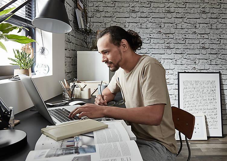 Brighten up your workspace