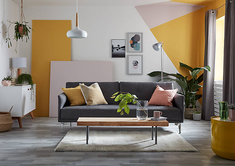 The living room refresh