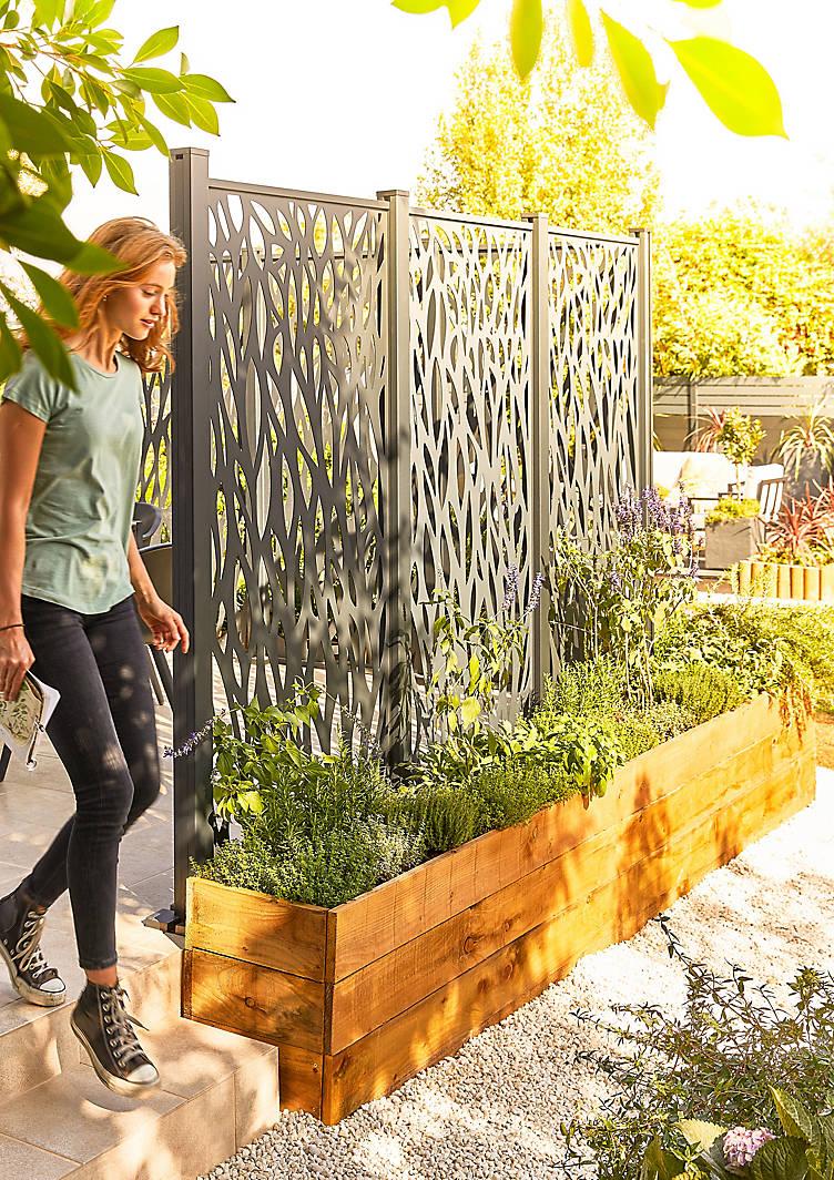 Garden screens outdoor screening for privacy