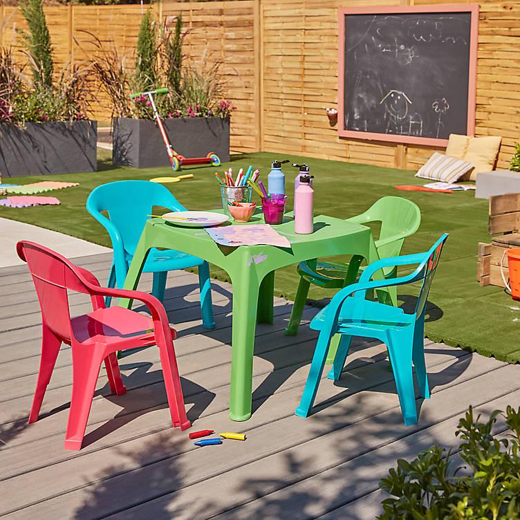 b & q garden furniture