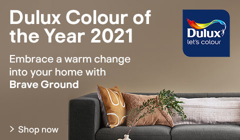 Dulux Brave Ground Range