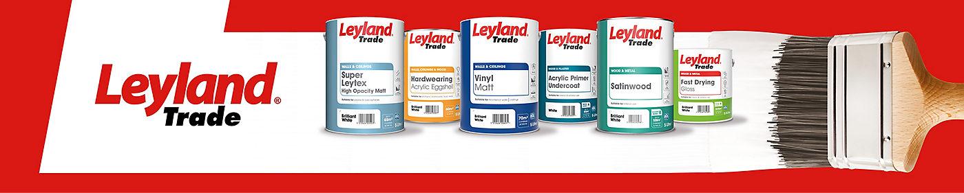Leyland Trade header image
