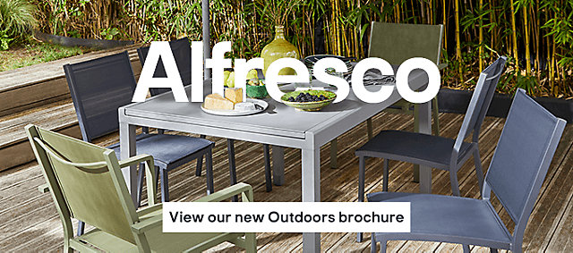 View our new outdoors brochure