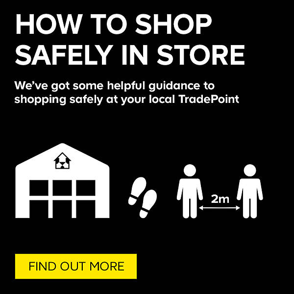 shopping safely in store