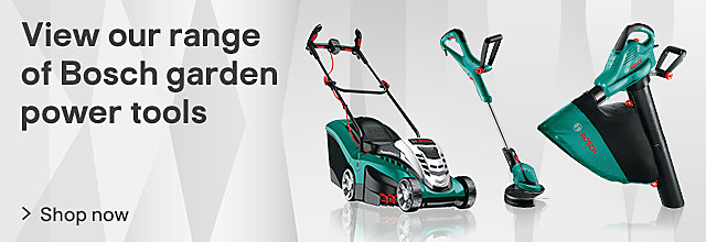 Bosch Garden Power Tools