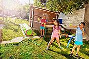 5 creative ways to turn your garden into an adventure playground