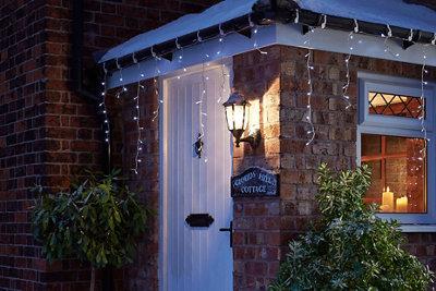 Christmas Lights Diy At B Q