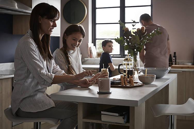 How To Create A Breakfast Bar Or Island Ideas Advice