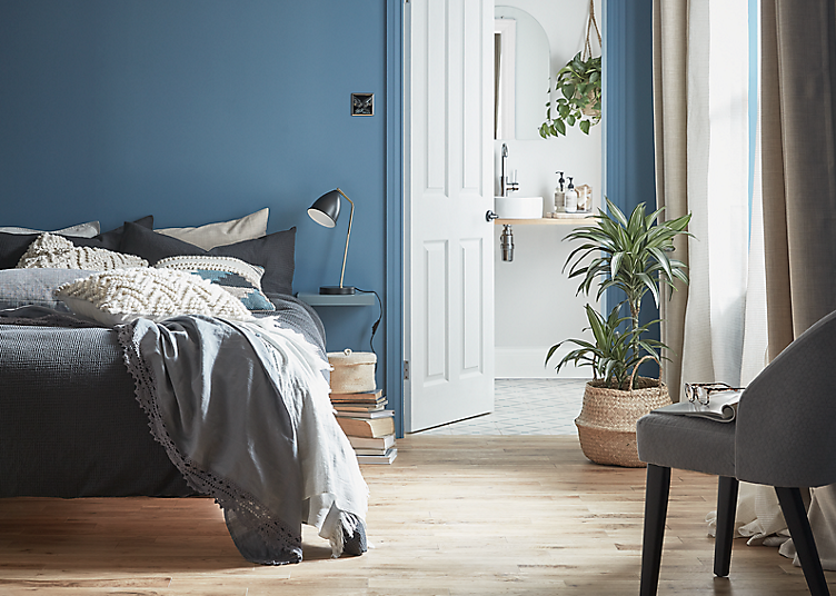 The Bedroom Of Your Dreams Inspired By Colour Ideas Advice Diy At B Q