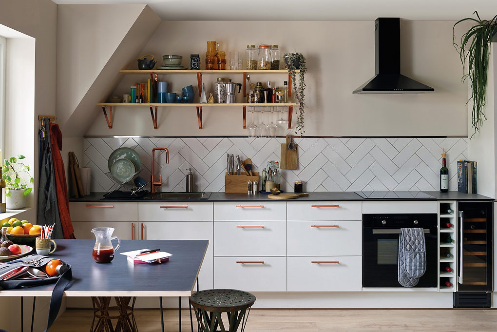 The story behind our kitchens | Ideas & Advice | DIY at B&Q