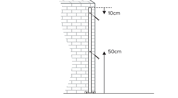 how to make a fence, neva fencing from B&Q