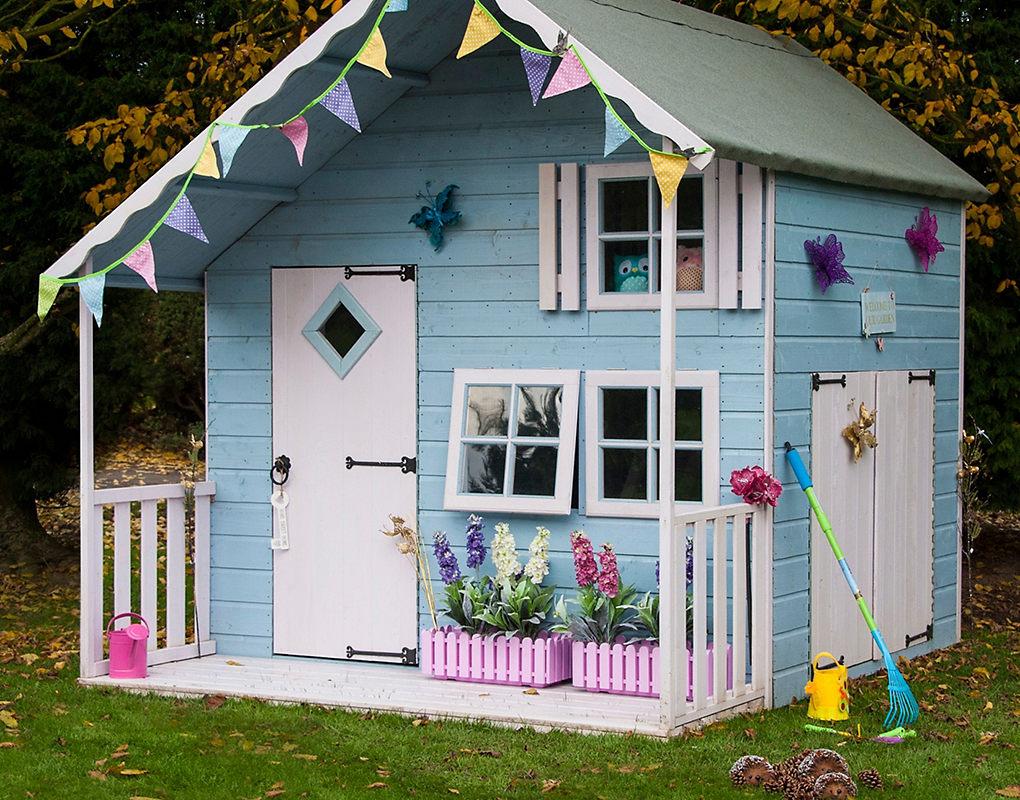 playhouse decorating ideas
