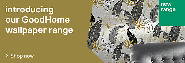 Introducing our Good Home wallpaper range