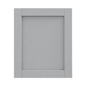 Alpinia Matt Grey fitted kitchen door
