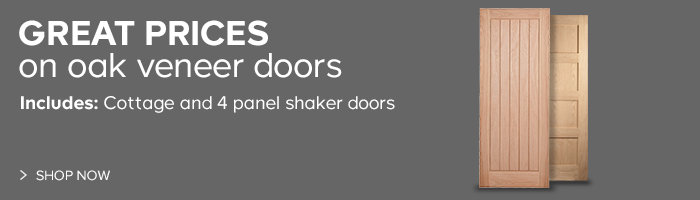 Oak Internal Doors Promo