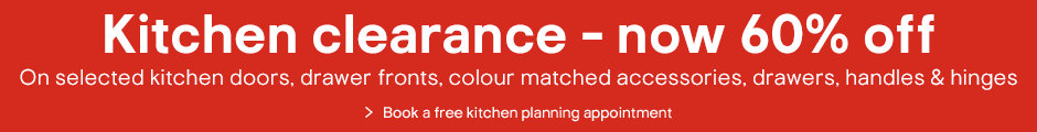 Kitchens Summer Clearance