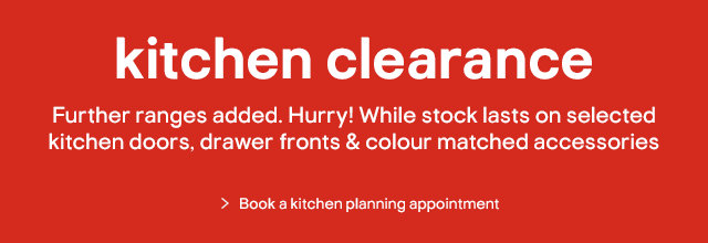 Kitchen Summer Clearance