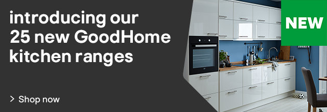 GoodHome Fitted Kitchens Ranges